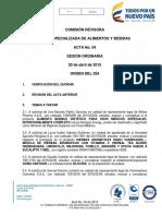 Acta n. 4 2015 Gomas Xanthan