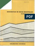 Rocas Industriales - Explotación Del Olivino