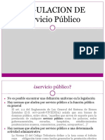 Nociones de servicio Publico