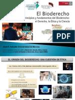 Principios y fundamentos del Bioderecho. José R. Salcedo (U. Murcia)