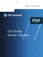 CIS Controls Version 7 Spanish Translation