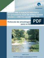 Manual de em Macrofitos