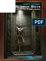 FGG - Cosmic Odyssey - Service Bots & Synthetic Companions