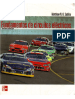CIRCUITOS ELECTRICOS - SADIKU