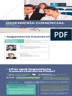 Folleto Ingenieria Comercial Vespertino 2018