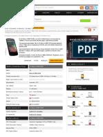 LG Nexus 4 E960 16GB Especificaciones - Móvil Celular