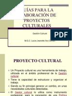 3. Guia Para La Elaboracion de Proyectos Culturales