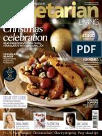 Vegetarian Living - December 2014 UK