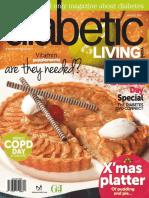 Diabetic Living - December 2014 In