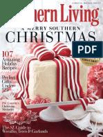 Southern Living - December 2014 USA