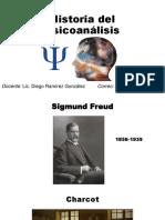 Historia Del Psicoanalisis