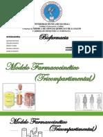 Modelo Tricompartimental Jessi- Yanela