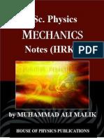 Complete Book Mechnics