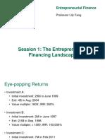 1_Startup Funding Landscape