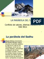 Curso en - Parabola Del Sadhu