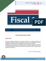 Efectos Fiscales Tipo Cambio