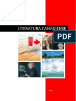 Literatura Canadiense Completo