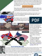 Civil War, KKK, Harriet Beacher, Carpetbaggers,Scalawags.studENTS