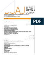 DOAJ_ Journals Added and Removed