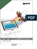 Computador de Mergulho. Manual de Instruções - PDF