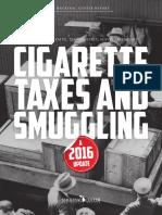 2016 Cig Smuggling
