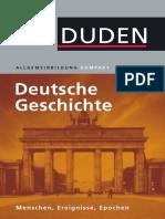 Duden Deutsche Geschichte