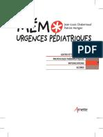Mémofiches Urgences Pédiatriques