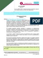 Ley 810 de 2003 Comentada Concordada y Actualizada Infracciones Urbanísticas