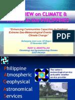 Abastillas Climate Trends