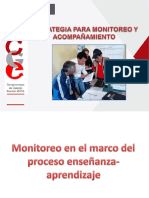 Estrategias de Monitoreo2016