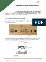 Armado de Conector Amphenol Con Pinza Generica