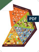 Piramide alimentaria (Catalan - Castellano - Ingles)