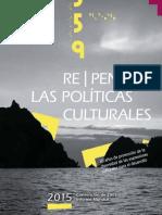 Repensar las políticas culturales