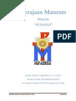 MAKALAH_KERAJAAN_MATARAM.docx