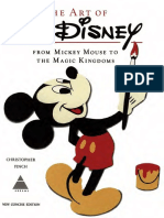 The Art of Walt Disney by Christopher Finch