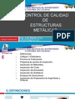 Estructuras Metalicas-control de Calidad