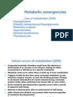 EMD2 - K10 - Metabolic Emergencies (Anak)