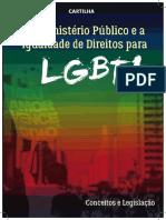 Cartilha MP e Os Direitos LGBTI
