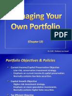 chapter 13 - portfolio