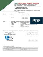 39. Surat Perintah Perjalanan Dinas 10012019