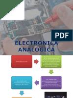 Electrónica analógica