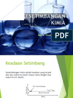 Kimia Remedialkesetimbangankimiateori121210 121210070757 Phpapp02 2