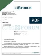 Recursos_Daniel Assumpção_Aula 02_Teoria Geral Dos Recursos
