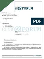 Recursos_Daniel Assumpção_Aula 03_Teoria Geral Dos Recursos