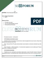 Recursos_Daniel Assumpção_Aula 04_Teoria Geral Dos Recursos