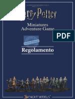 Harry Potter Regolamento Italiano