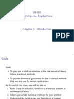 MIT18 650F16 Introduction