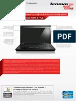 Lenovo ThinkPad Edge E430 E530 Notebook PC Data Sheet.pdf