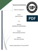 Comunicación Interpersonal Rufino Nuñez