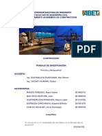 Puerto y Aeropuertos